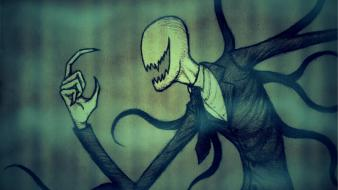 Slender man the arrival thehellcow wallpaper