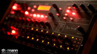 Smith music sound synthesizer technology Wallpaper