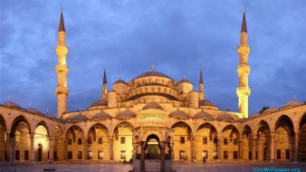 Turkey mosques wallpaper