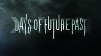 X-men: days of future past clouds logos wallpaper