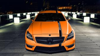 Amg mercedes-benz mercedes benz cls 63 cars Wallpaper