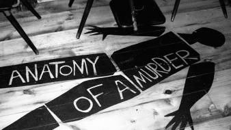 Anatomy of a murder grayscale wallpaper