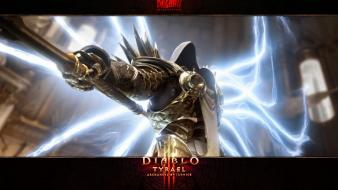 Archangel blizzard entertainment diablo iii tyrael wallpaper