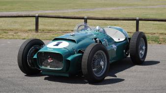 Aston martin cars oldtimer racing wallpaper