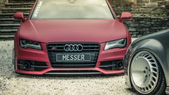 Audi a7 cars tuning Wallpaper