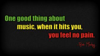 Bob marley music pain quotes wallpaper