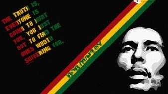 Bob marley rastafari movement music quotes rasta wallpaper