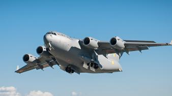 Boeing c-17 globemaster india indian air force wallpaper