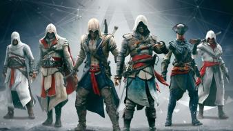 Creed aveline de grandpré connor kenway edward wallpaper