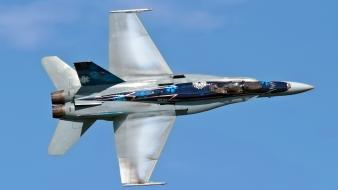 F-18 hornet aircraft fighter jet wallpaper