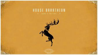 Game of thrones house baratheon Wallpaper