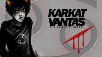 Homestuck karkat vantas wallpaper