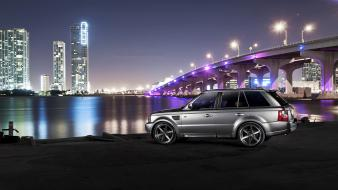 Land rover range wheels wallpaper