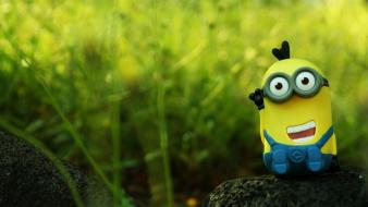 Minion nature wallpaper