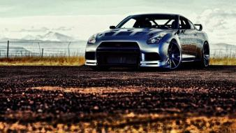 Nissan gtr spec-v wallpaper
