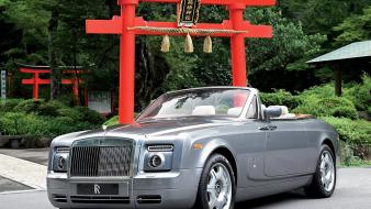 Rolls royce cars silver wallpaper