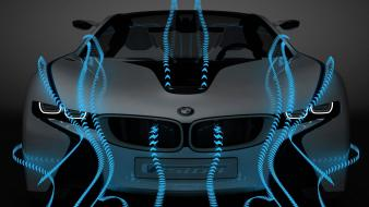 Bmw Vision Efficient Dynamics Concept 8 wallpaper