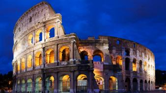 Colosseum In Rome Wallpaper