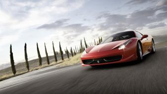 Ferrari 458 Italia Supercar 2 Wallpaper