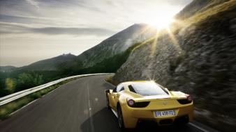 Ferrari 458 Italia Supercar 5 wallpaper