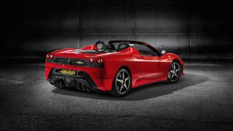 Ferrari Scuderia Spider 16m 4 Wallpaper
