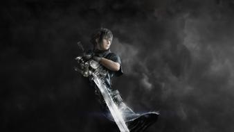 Final fantasy video games noctis versus xiii wallpaper