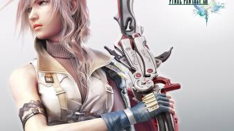 Final fantasy xiii game wallpaper