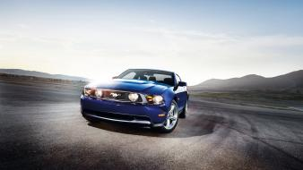 Ford Mustang Shelby Gt500 2012 wallpaper