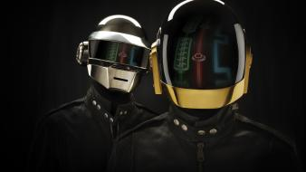 French Musicians Daft Punk Wallpaper