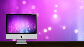 Hd Imac Desk wallpaper
