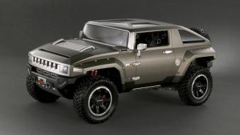 Hummer Hx Concept 2008 2 Wallpaper