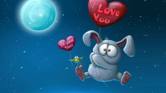 I love you he loves you wallpaper