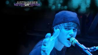 Justin Bieber Never Say Never Hd wallpaper