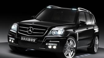 Mercedes brabus glk widestar wallpaper