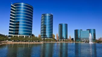 Oracle Headquarters wallpaper