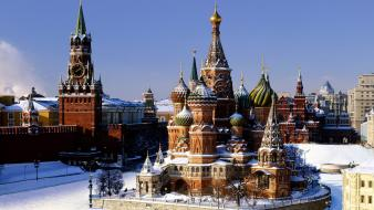 Red Square Russia wallpaper