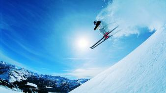 Snowboarding wallpaper