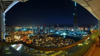 Spectacular Dubai City View wallpaper