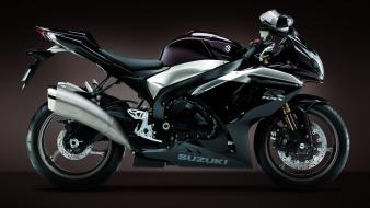 Suzuki Dark Bike Hd wallpaper