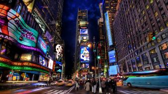 Times Square Night Wallpaper