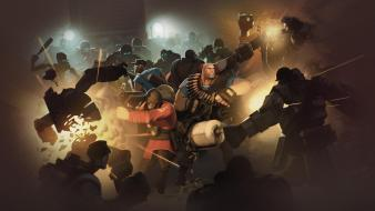 Video games team fortress 2 wallpaper