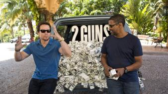 2 guns money wallpaper