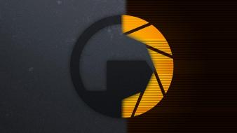 Aperture laboratories black mesa wallpaper