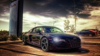 Audi r8 automobile cars vehicles wallpaper