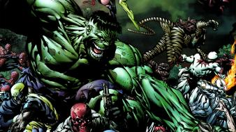 Avengers hulk comic character artwork wallpaper