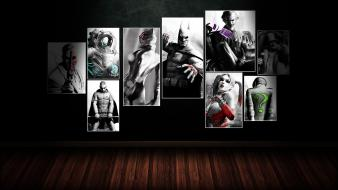 Batman arkham asylum city bruce wayne catwoman wallpaper