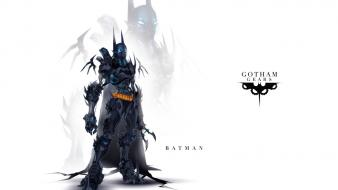 Batman dc comics gotham city artwork cap wallpaper