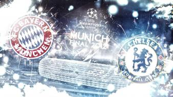 Bayern champions league cup chelsea fc munich Wallpaper