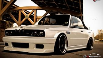 Bmw e30 cars sports white Wallpaper