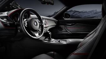 Bmw zagato coupé z cars interior wallpaper